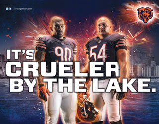 A 'Monster' of a new Bears campaign from Two by Four
