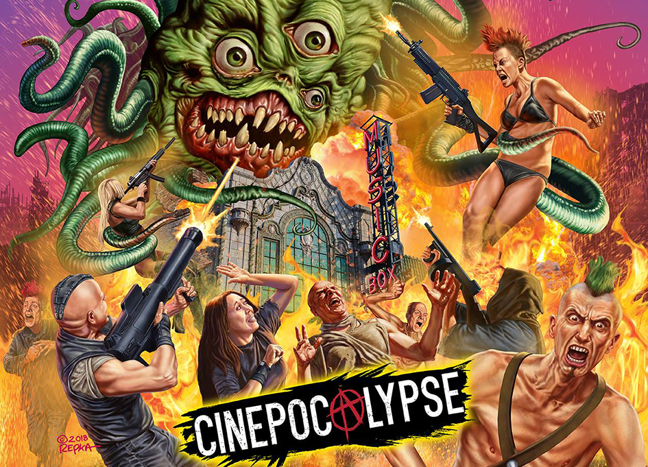 Cinepocalypse fest from June 21 – 28 at Music Box